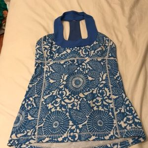 Lulu lemon racerback tank top